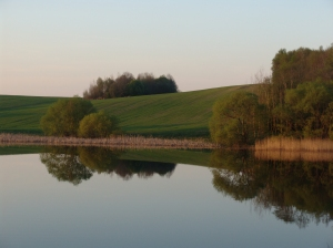 Lago de Vyacha.